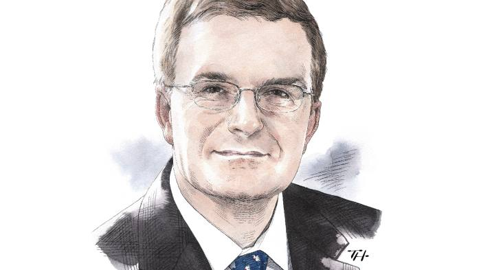 Peter Charrington: an eye to the future at Citi Private Bank