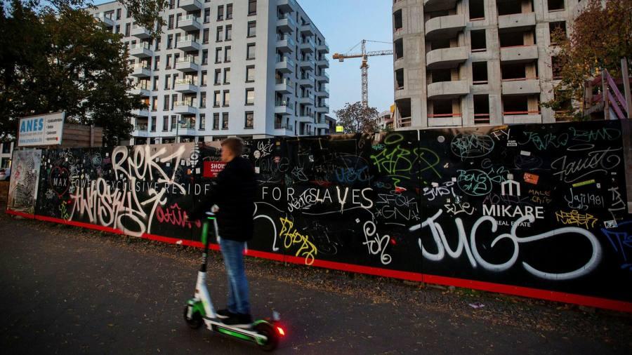 Big buyers eye Berlin properties despite rent freeze