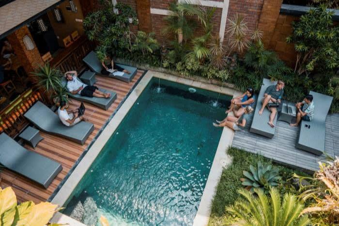 Canggu Coliving Villa outpost in Bali