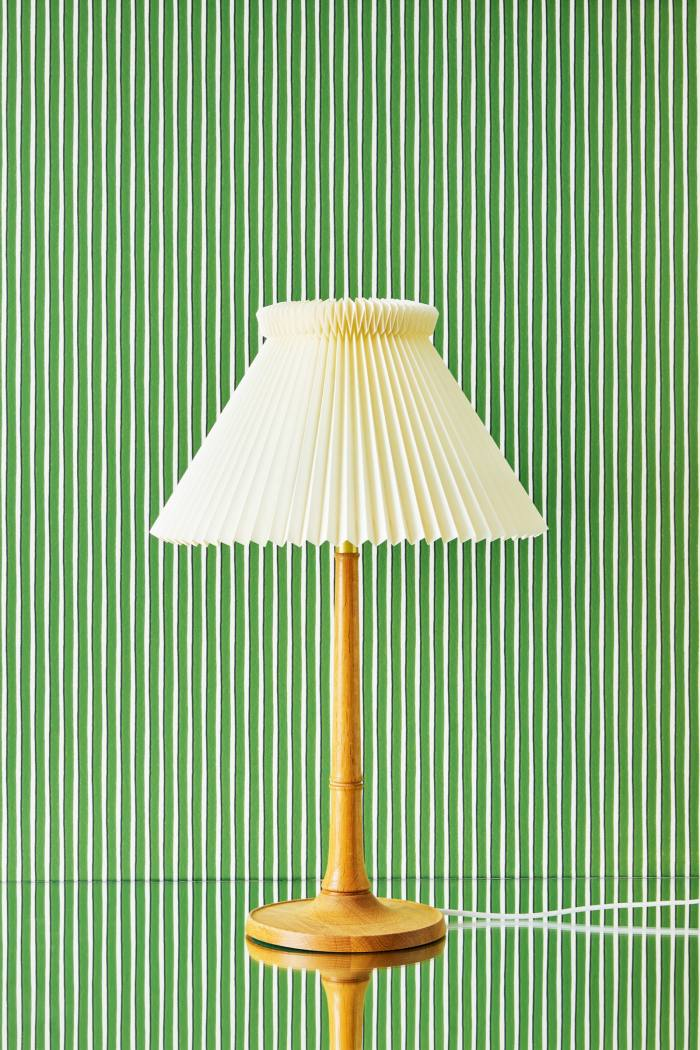 Le Klint table lamp, around £1,100, from TheApartment
