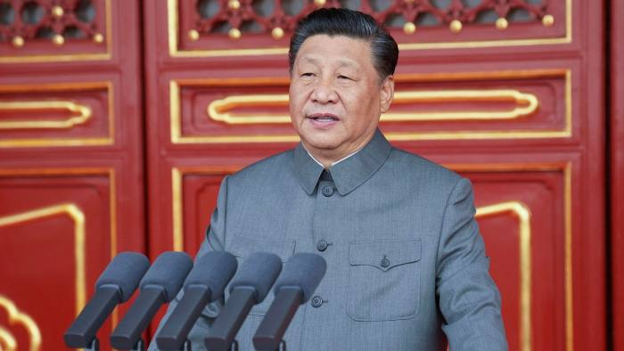 Xi Jinping regards all Chinese companies as instruments of a one-party state