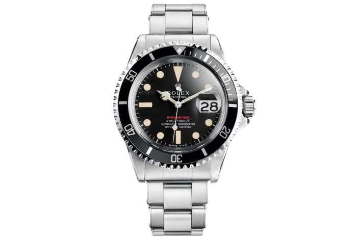 1969 – the first Submariner Date