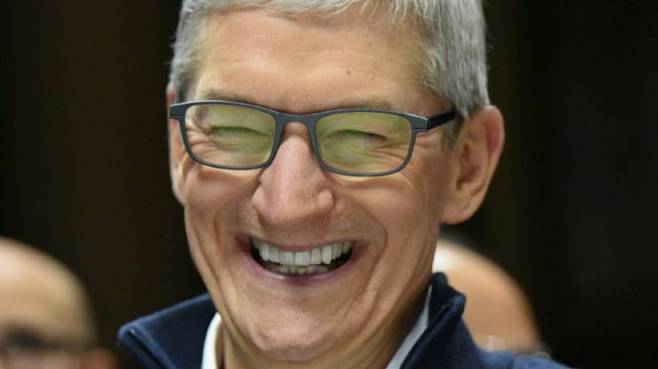 Tim Cook's $73bn buyback spree, a suggestion