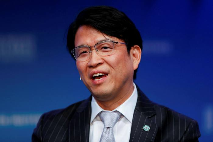 Charismatic: Hiromichi Mizuno championed ESG principles during his tenure as chief investment officer