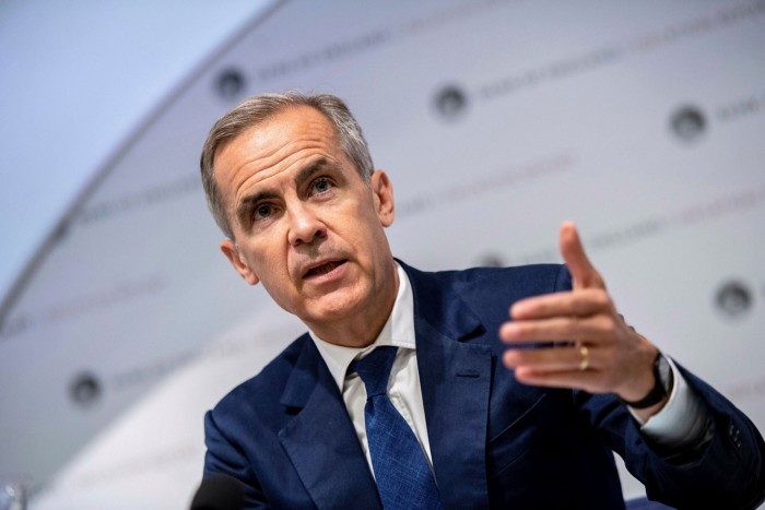 Former Bank of England governor Mark Carney, now UN special envoy on climate action and finance, says the current carbon offsets market 'operates in the shadows', with some good 'but lots of bad' in the system