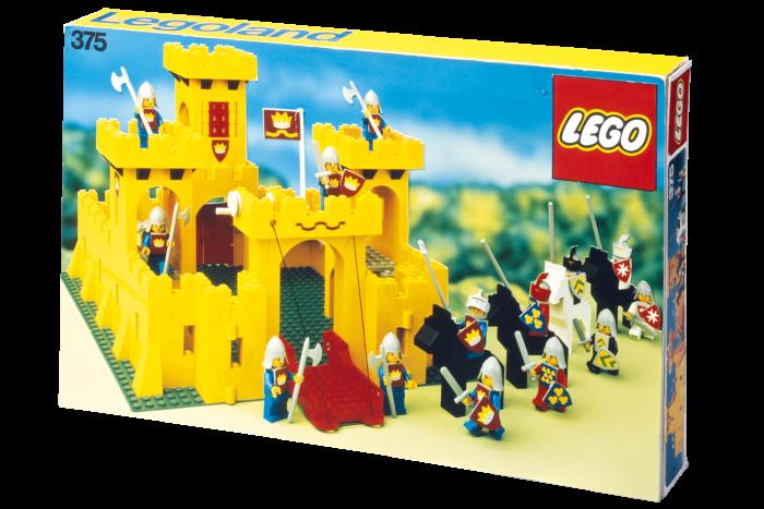 1978 yellow castle