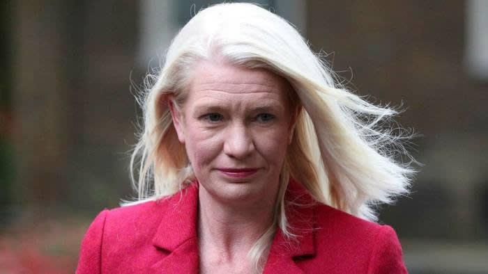 Co-presidente del partito conservatore Amanda Melling