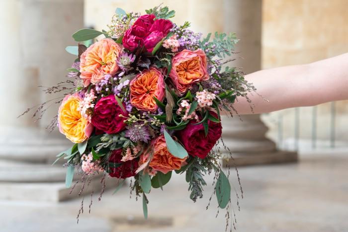 Un bouquet de Wild at Heart