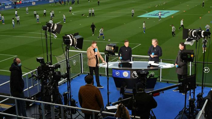 BT opens talks over potential sale of sports broadcasting business |  Financial Times