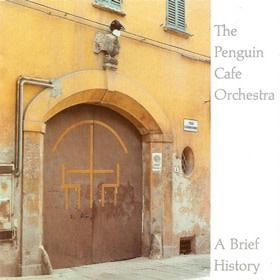 Penguin Café Orchestra is a recent listen