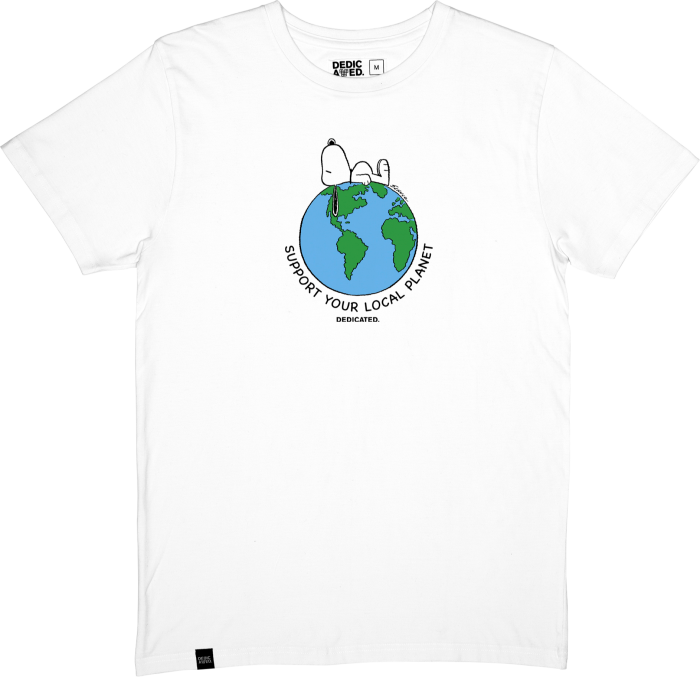 Dedicated Earth Day T-shirt, from £29.95