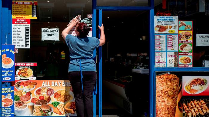 Online junk food ads face total UK ban in drive to tackle obesity |  Financial Times