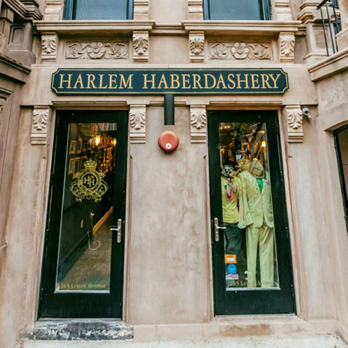 Harlem Haberdashery is a retailer of custom clothing brand 5001 flavors.
