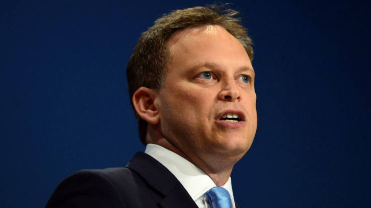 Grant Shapps resigns from blockchain positions after FTAV discovers secret pay deal