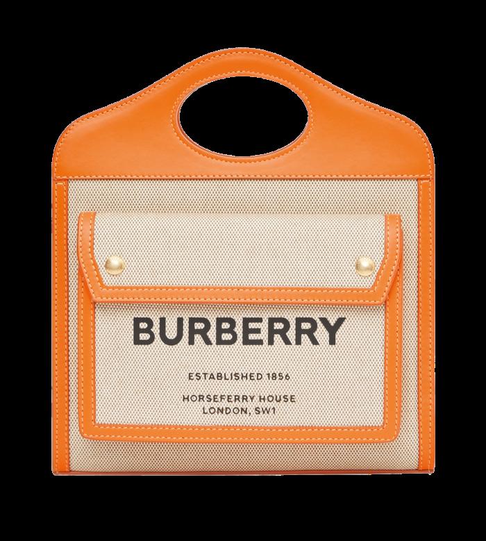 Burberry mini pocket bag, £830