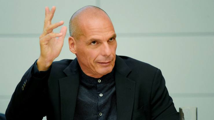 Varoufakis thinks Google gives us nothing in return