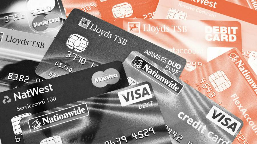 Zero per cent credit card deals fall to lowest level in three years