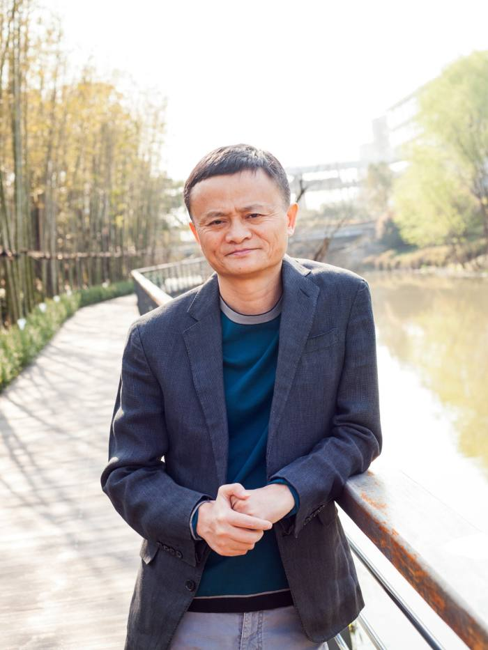 Jack Ma is co-founder of Alibaba, whose three charitable platforms raised and donated $184m in the last financial year