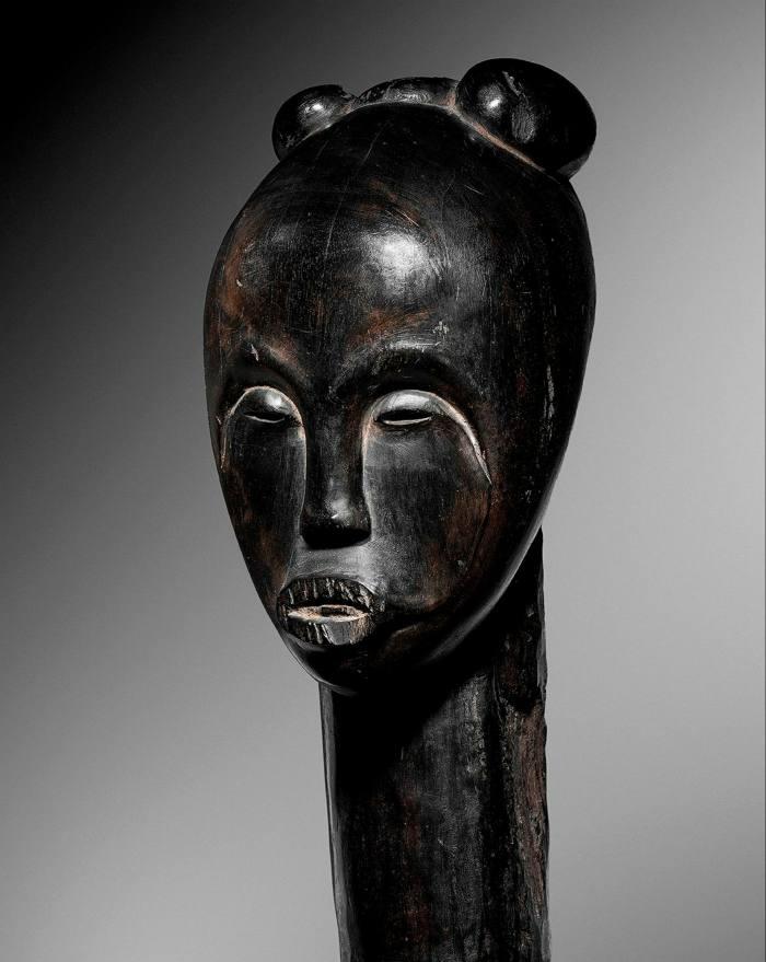 Fang head from Gabon (est €2m-€3m)