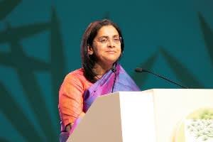 Rukmini Banerji, chief executive of Pratham Education Foundation