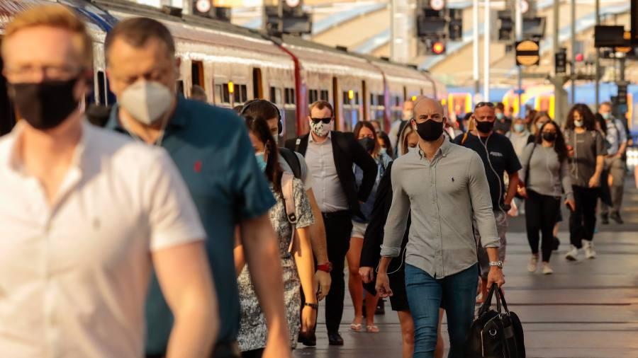 Coronavirus latest: Study finds 14% of England's population have  antibodies