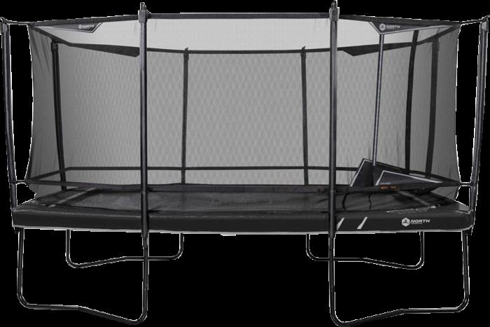 North Explorer 15ft x 10ft trampoline, £1,325, capitalplay.co.uk