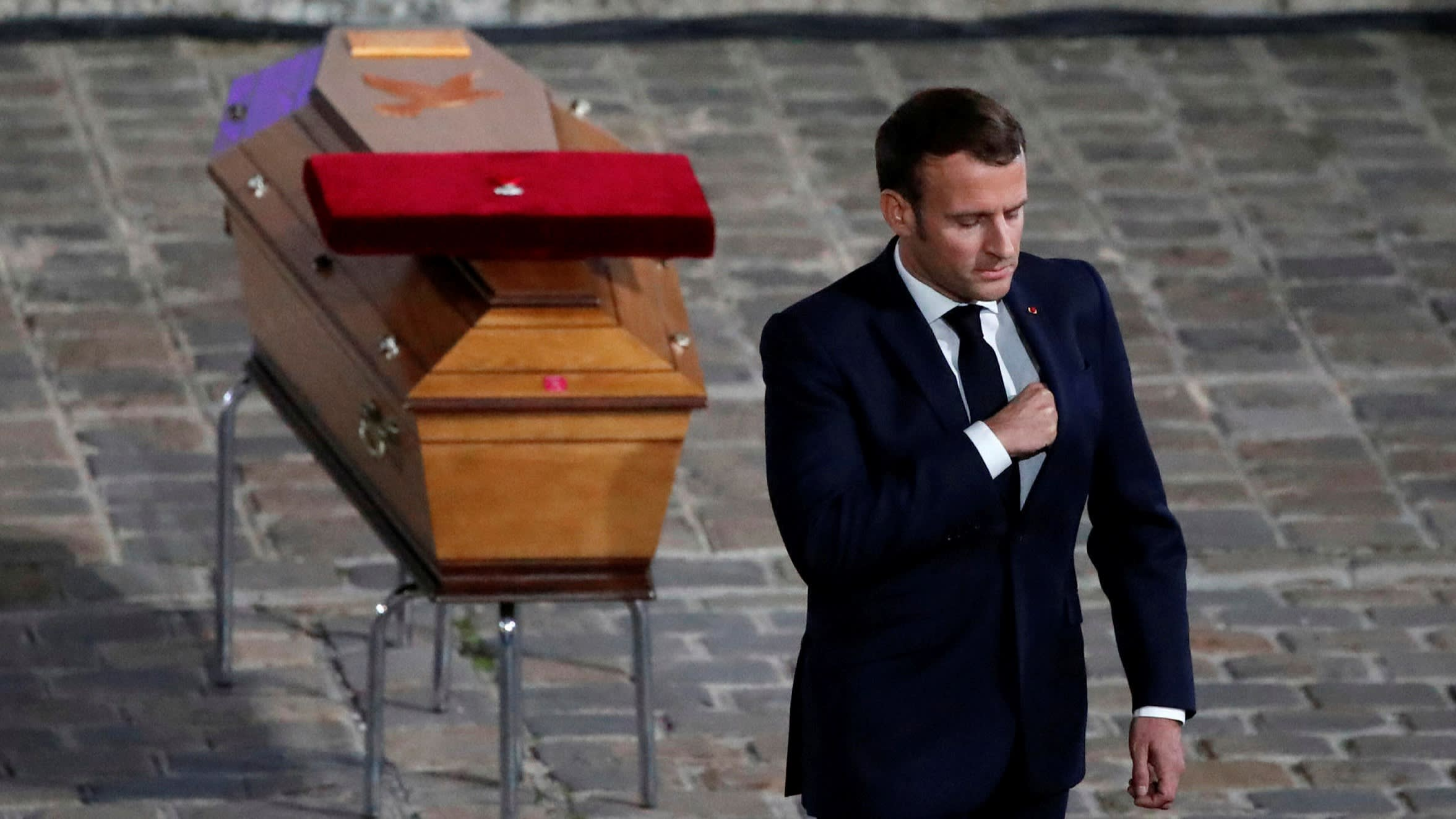 Emmanuel Macron Secularism And Islam Financial Times
