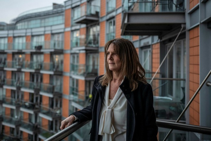 Karryn Beaumont, owner of a flat in New Providence Wharf, carried out an examination of the invoices underpinning the building's service charges