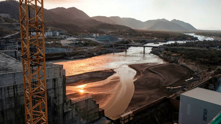 Tensions rise on the Nile over Africa's largest dam