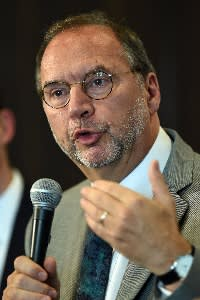 The London School of Hygiene & Tropical Medicine's Peter Piot, who co-discovered the Ebola virus in 1976: 'What is the raison d'être of a virus? It is to find a host to survive'