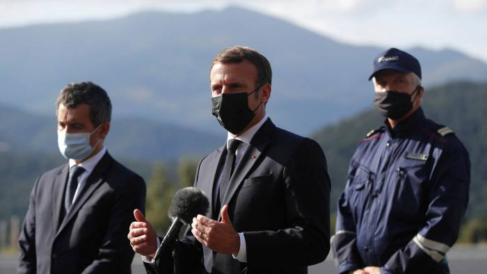 France To Double Border Security Forces To Combat Terrorism Financial Times
