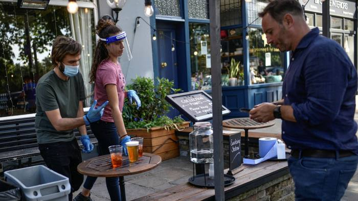 Pubs And Restaurants To Face New Restrictions When They Reopen Financial Times