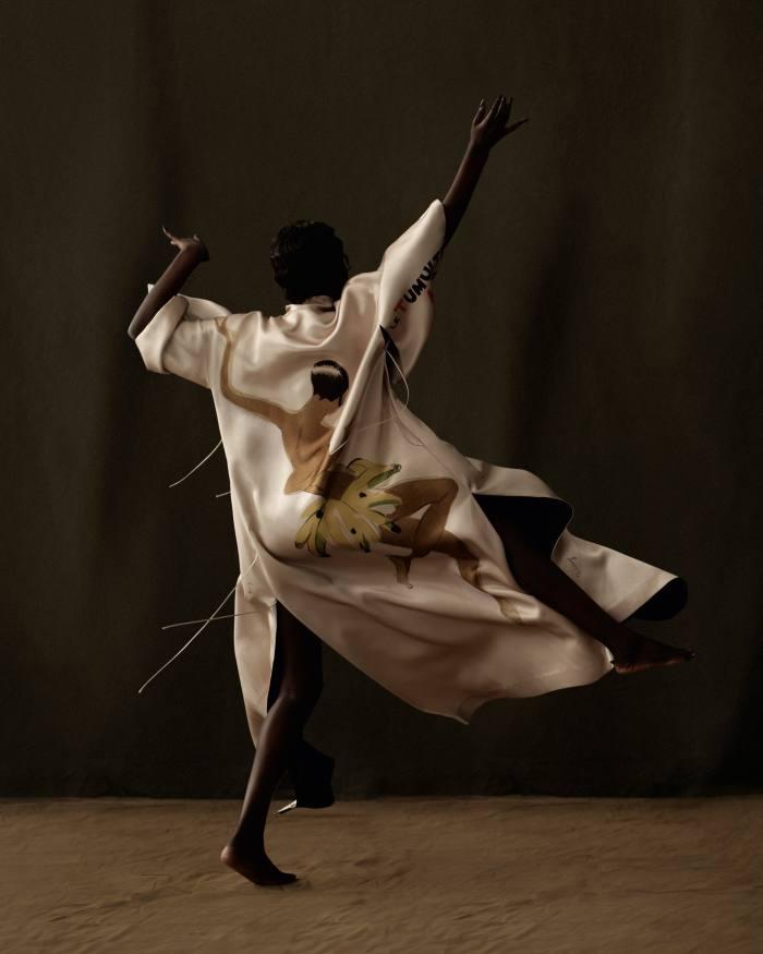 Common Hours silk Music & Dance robe, £4,248