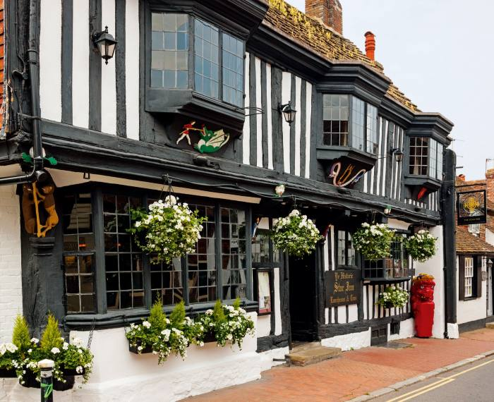 The Star, Alfriston, East Sussex