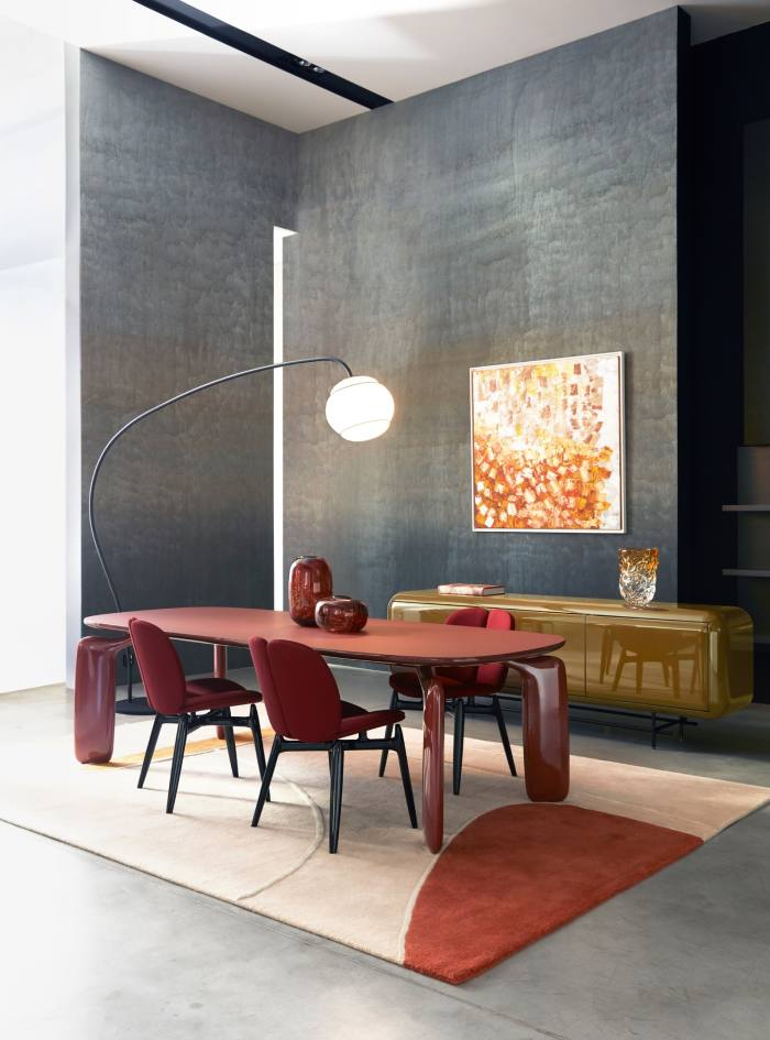 Roche Bobois collection with Eugeni Quitllet