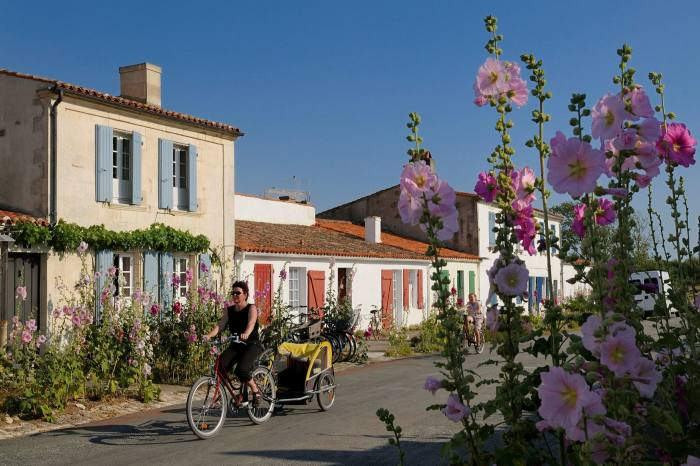 Ile d'Aix, Charente-Maritime, France: Britons will still be able to rent out their holiday homes in France but may need to pay more taxes