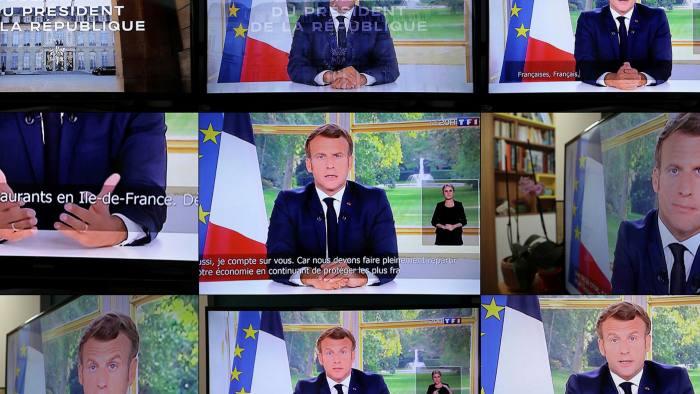 Emmanuel Macron Lifts Most Coronavirus Restrictions Financial Times
