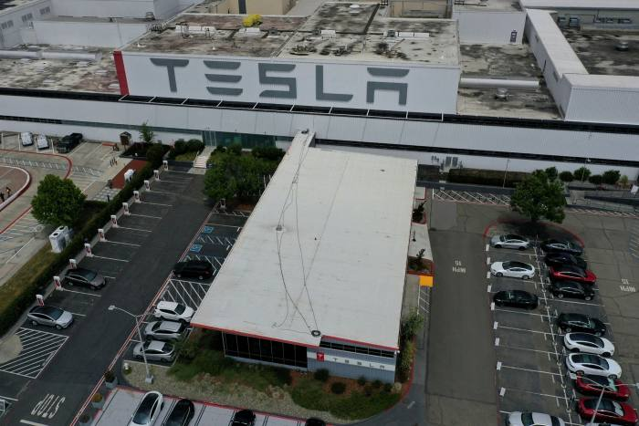 UAW has tried many years to organize workers at the Tesla factory in Fremont, California