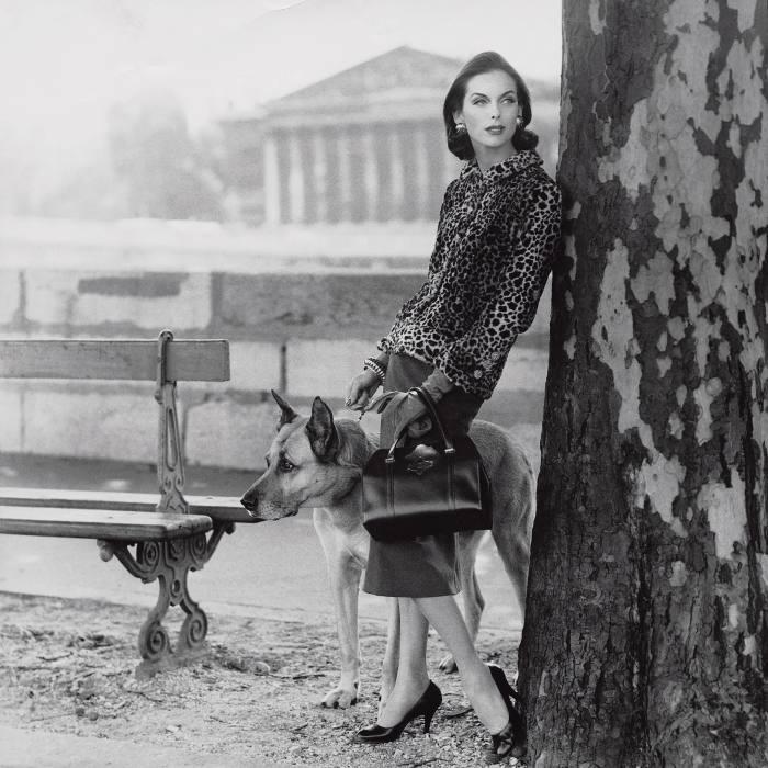 Chanel jacket: 1950s