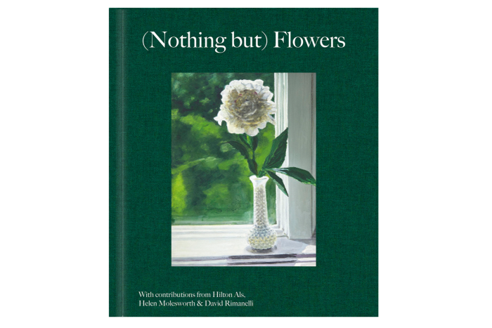 Nothing but Flowers, $60, Karma Books