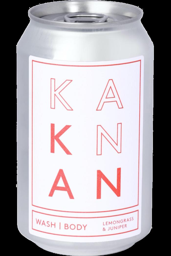 Kankan Lemongrass & Juniper Body Wash, £15 for 300ml refill can