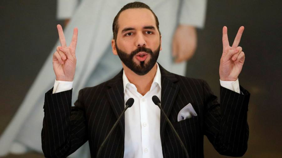 El Salvador Becomes First Country To Adopt Bitcoin As Legal Tender |  Financial Times