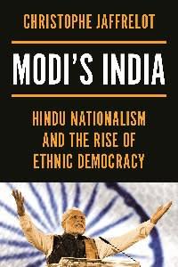 'Modi's India' book jacket