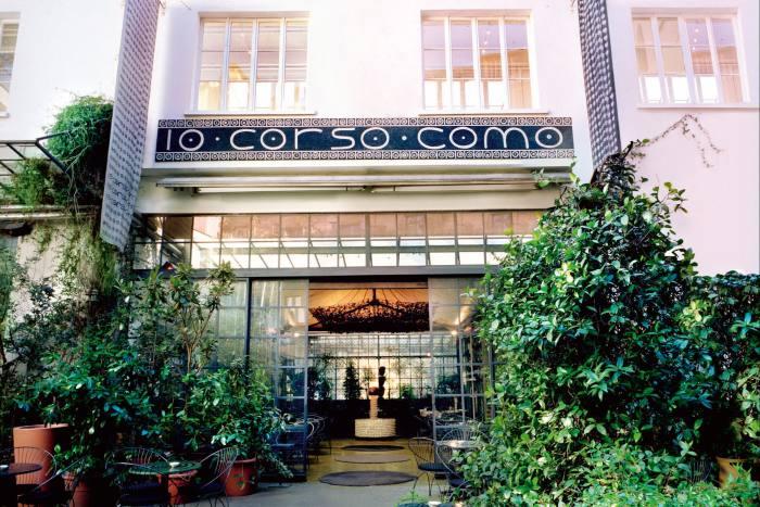 Design hub 10 CorsoComo