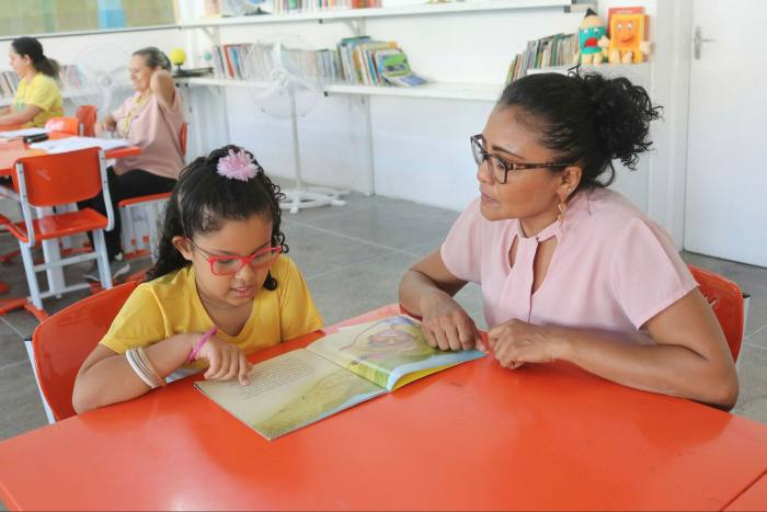 The programme developed in Sobral has a strong focus on early years literacy