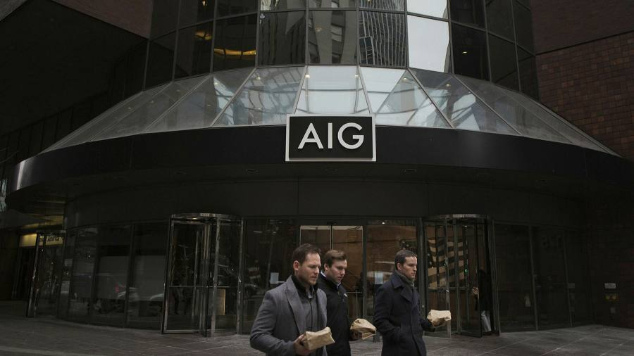 AIG: war story