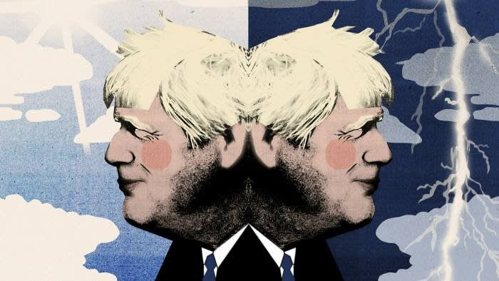 Robert Shrimsley: Boris Johnson has a chance to shape Britain's future for a generation and he risks squandering it on a little serious short-termism
