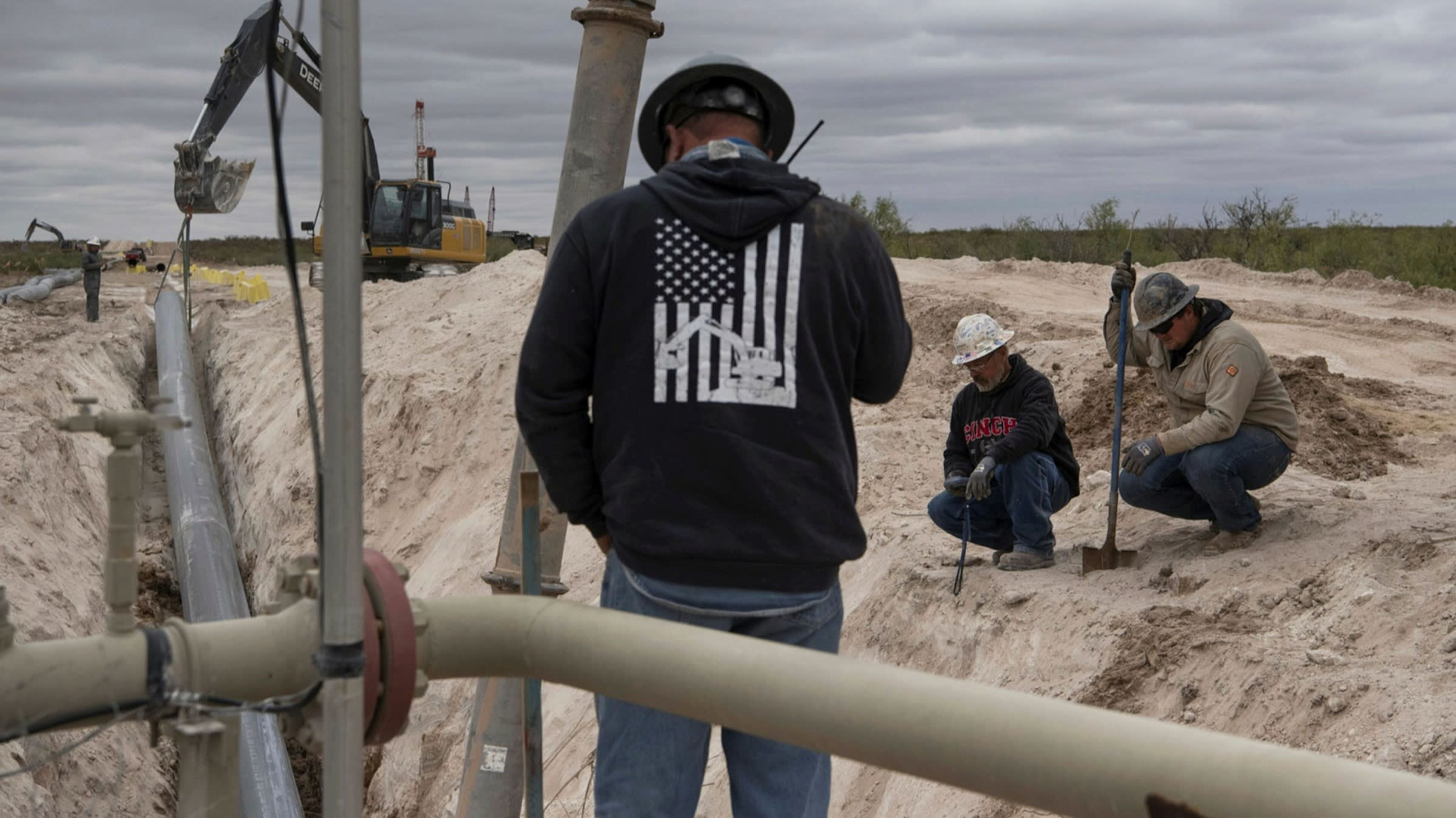 US shale dealmaking wave is transforming the industry
