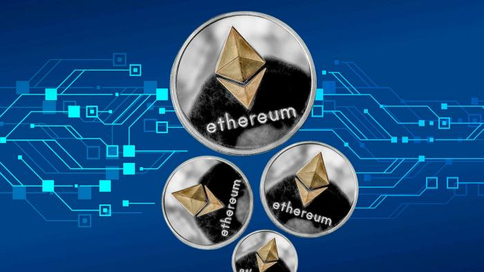 Ether tokens