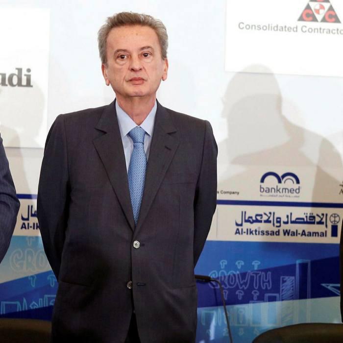 Riad Salame, BdL governor
